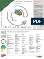 Día de los Museos 2015 en Aragón
