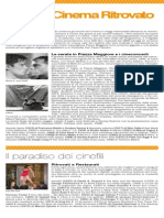 Verso Il Cinema Ritrovato 2015