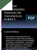 Sistemas Automatizados - Sistemas de Manufactura