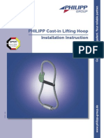 PHILIPP Cast-In Lifting Hoop - En