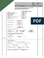 Pile Set Calculation