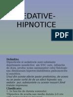 Sedative Hipmotice 1