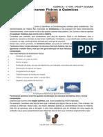 Fenômenos Físicos e Químicos.doc