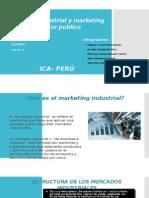 Marketing Industrial y Marketing de Sector Publico