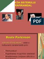 Parkinson Farmacologie