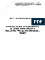 Anexo 3 Cartilla de Especificaciones Tecnicas
