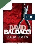 David Baldacci-Ziua zero