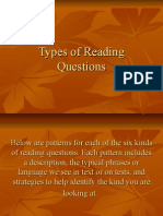 b2reading questions