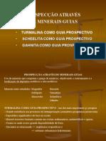 Prospecção Através de Minerais Guias