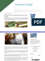 12-05-2015 Nerio Torres propone rehabilitación integral de los centros de abasto.
