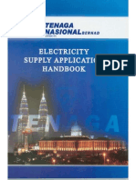 [MALAY VERSION] TNB Electricity Supply Application Handbook (ESAH)