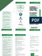 Cronograma - folder do evento pré congresso.pdf