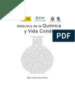 Varios - Didactica de La Quimica Y Vida Cotidiana