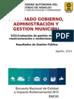Opinión de La Poblacion de Servicios Publicos 2013 (1)
