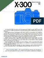 X-300 Owner's Manual.pdf