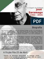 José Saramago - A Viagem do Elefante.pptx
