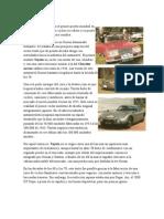 Toyota y Su Historia