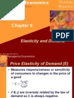 23735854 Elasticity and Demand