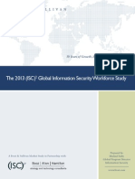 2013 Global Information Security Workforce Study