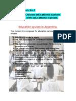 Educatión system in Argentina (Trabajo Practico  Inglés).docx