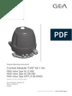 Interface GEA Man Controlmodule TVIS M1 REV16 1206 Us