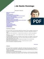 Biografía de Santo Domingo Savio