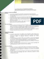 QSAC Instructional Summary of Key Findings