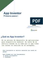 App Inventor - primeros pasos I.pptx