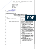 AVT, INC., Ch 11 6-15-bk-14464 -  Doc 21 Filed 12 May 15