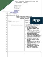 AVT, INC., Ch 11 6-15-bk-14464 -  Doc 21 Filed 12 May 15