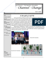 Ivy Newsletter - May 2015