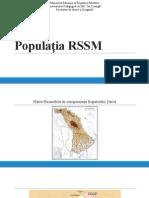 Populația Actualului Teritoriu Al Republicii Moldova Din 1915 Până În 2000