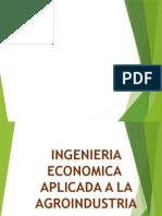 Presentación de Ingenieria Economica