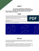 Curso de CAD 3D Partes 09 e 10