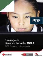 Catálogo Recursos Portables