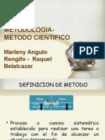 Exposición Metodología