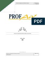 Manual de Configuracion Del Modulo de Capturas