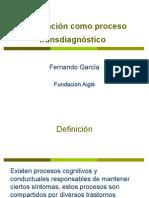 C. 3 La Atención Como Proceso Transdiagnóstico