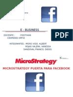 Aprovechar El Poder de Facebook Data
