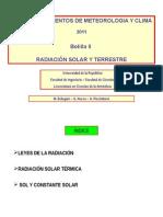 Bol2_Radiacion Solar y Terrestre
