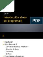 Introduccion Al Uso de R (20111)