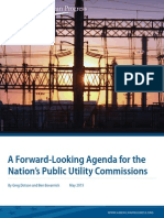 A Forward-Looking Agenda for the Nation's Public Utility Commissions