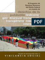 Derechos de Gays y Lesbianas