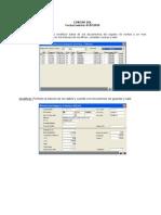 RSConcarSQL Modificacion de Registro de Ventas CTREGV12