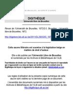 Perelman_Idéologie Ou Philosophie Des Lumières