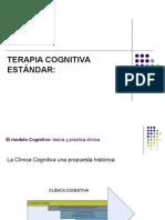 Clase Terapia Cognitiva Estandar