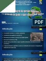 Abordagem Da Questão Ambiental e o Protocolo de Kyoto