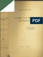 Las Tierras de Ignacio Coliqueo y su gente