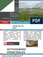 Irrigación y Drenaje DIAPOS