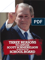 Fact-Checking SEIU Local 99's Attack Ad Against Scott Schmerelson